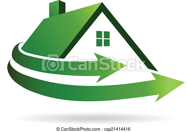 House renovation image. Vector icon - csp21414416