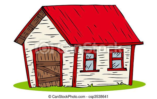 House Rood Dak