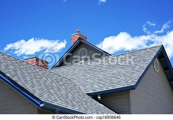 House Roof - csp16936646