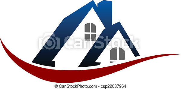 House Roof Symbol   Csp22037964