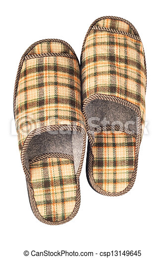 house slippers - csp13149645