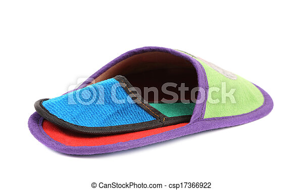 House slippers. - csp17366922
