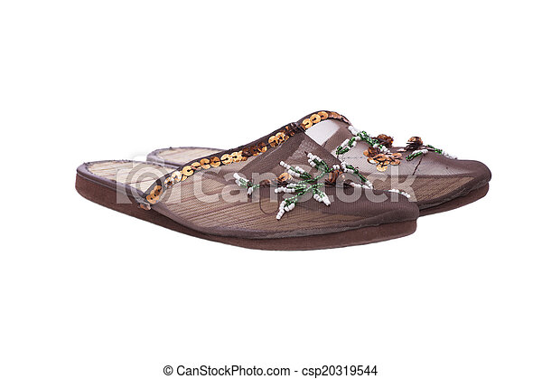 House slippers - csp20319544