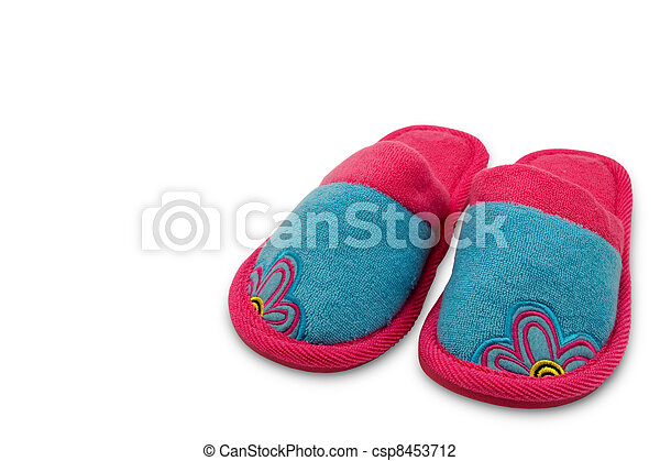 house slippers - csp8453712