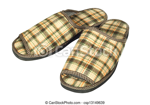 house slippers - csp13149639
