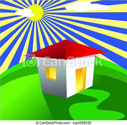 house - csp0558238