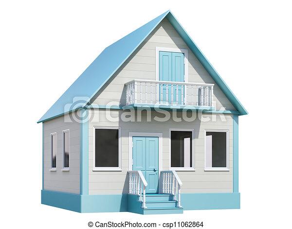 house - csp11062864