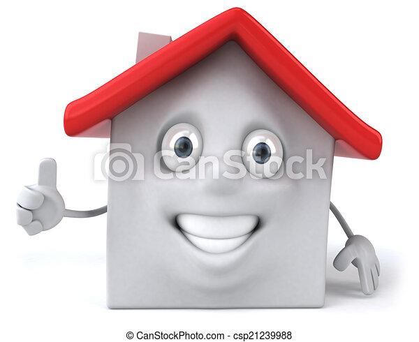 House - csp21239988
