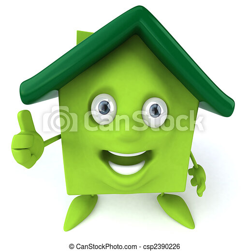 House - csp2390226