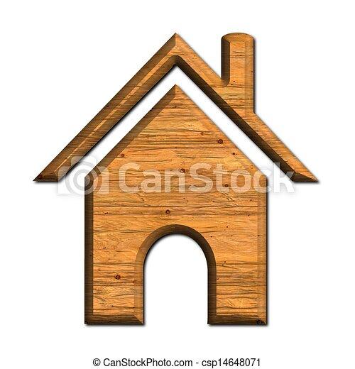 House. - csp14648071