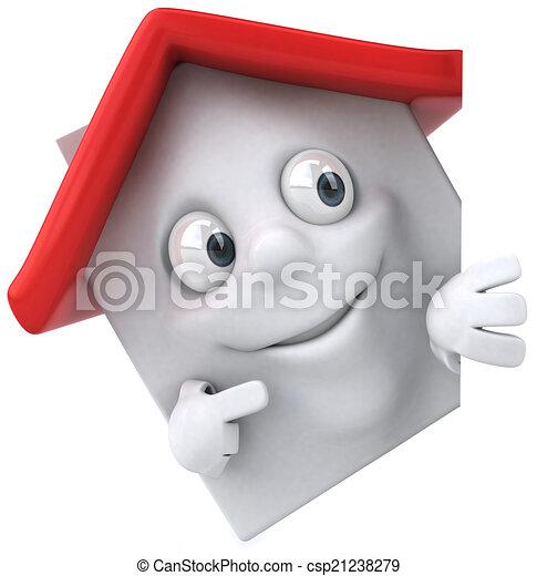 House - csp21238279