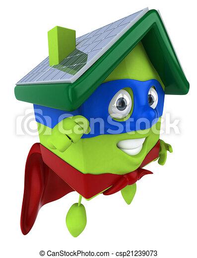 House - csp21239073