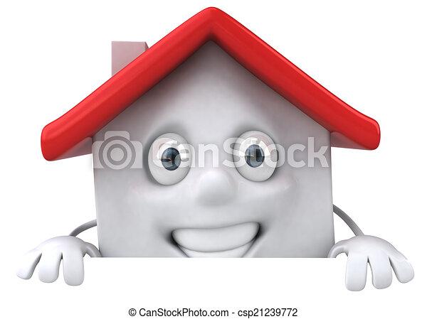 House - csp21239772