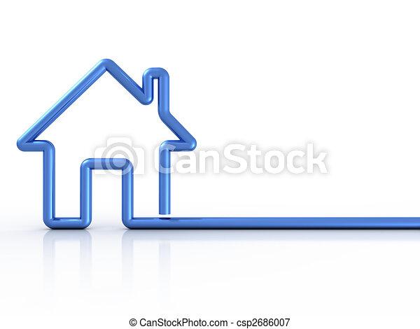 House - csp2686007