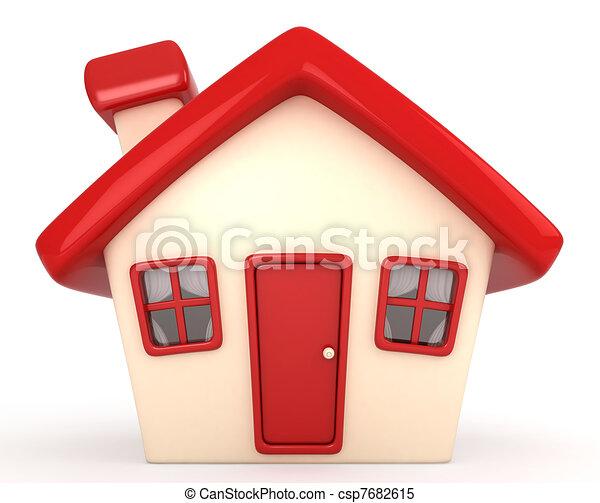 House - csp7682615