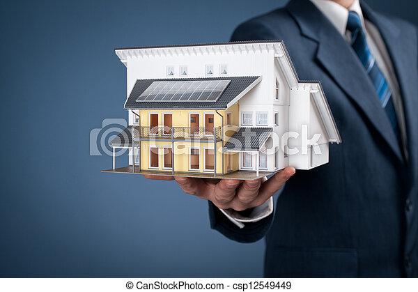 House - csp12549449