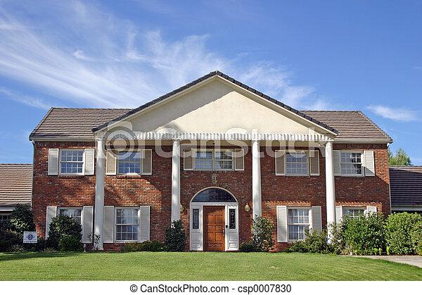 House - csp0007830