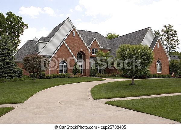 House  - csp25708405