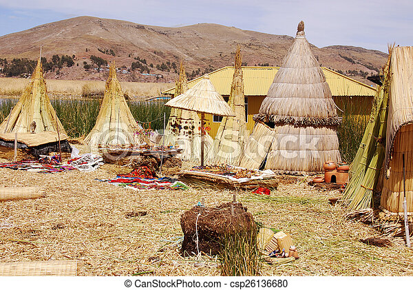 House Titicaca - csp26136680