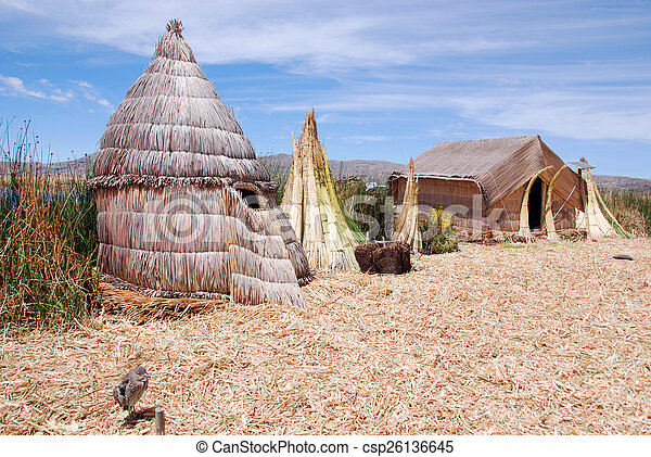 House Titicaca - csp26136645