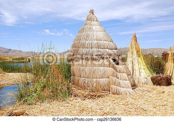 House Titicaca - csp26136636