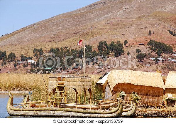 House Titicaca - csp26136739