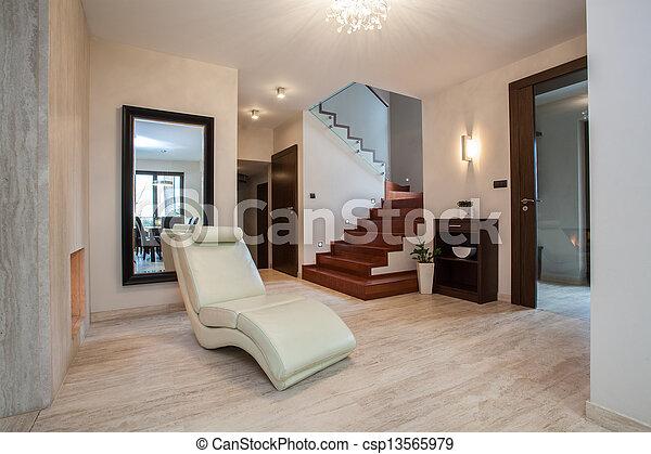 Casa Travertine: Corrdor - csp13565979