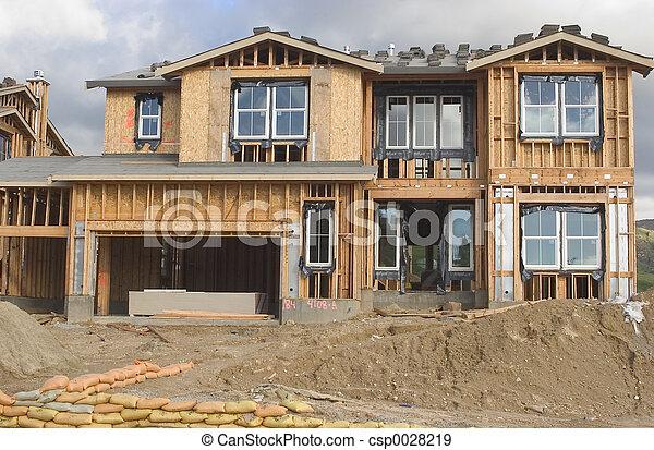 House under Constru - csp0028219