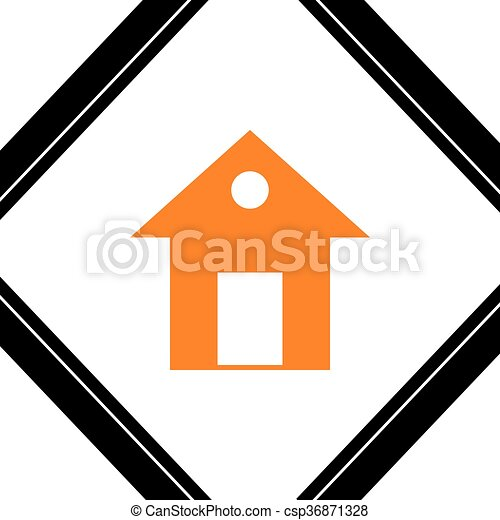 house vector icon vector illustration search clipart drawings rh canstockphoto com house vector icon png lighthouse icon vector