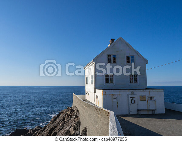 House with a stunning view - csp48977255