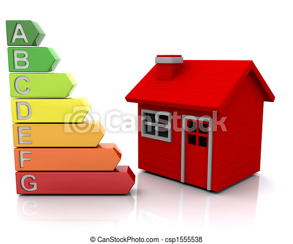 house with energy ratings - csp1555538