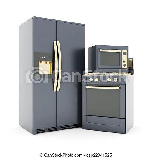 household appliances - csp22041525