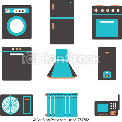 household appliances - csp21787752