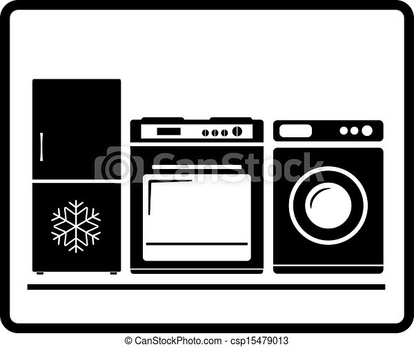 household appliances - csp15479013