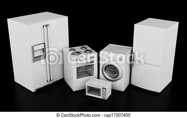 household appliances - csp17307400