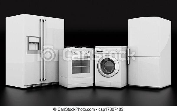 household appliances - csp17307403