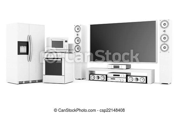 household appliances - csp22148408