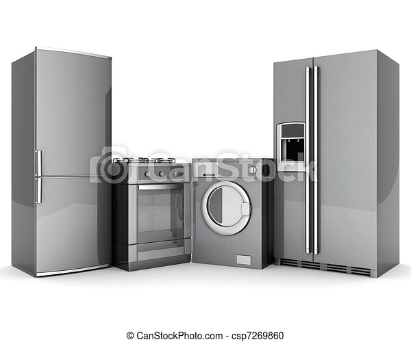 household appliances - csp7269860