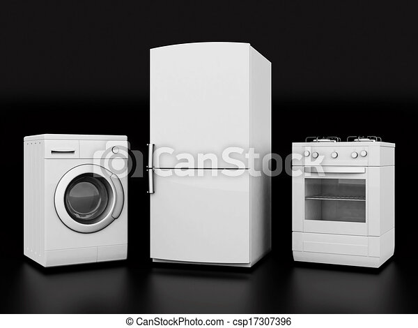 household appliances - csp17307396
