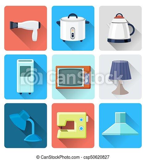 Household Appliances - csp50620827