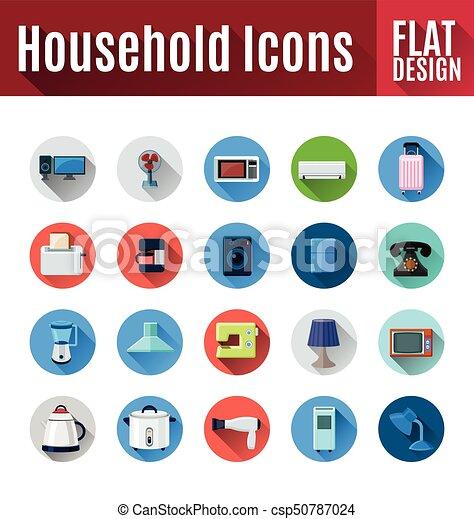 Household Appliances - csp50787024