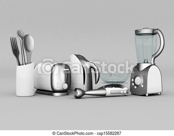 household appliances - csp15582287