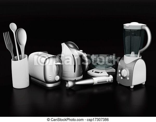 household appliances - csp17307386