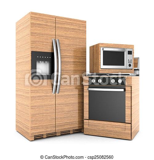 household appliances - csp25082560