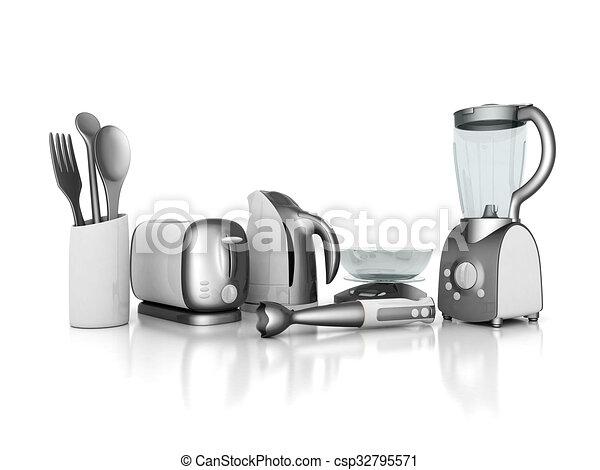 household appliances - csp32795571