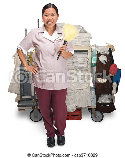 Housekeeping - csp3710829