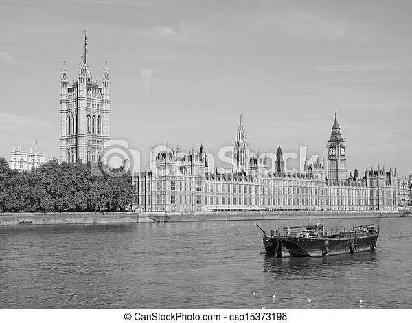 Houses of Parliament - csp15373198