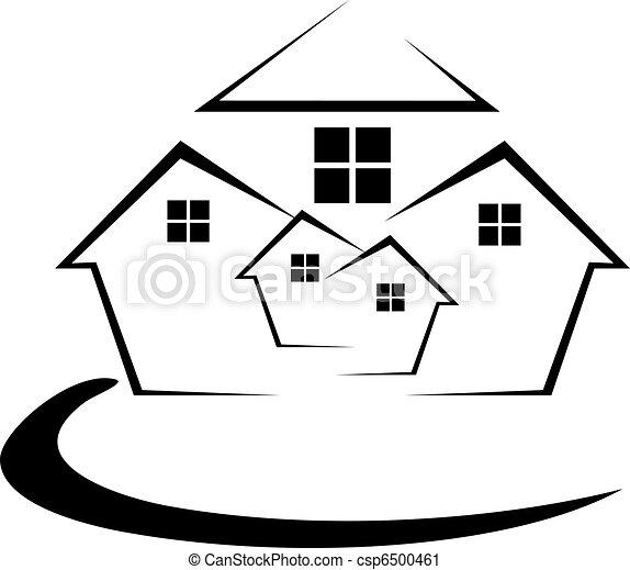 Houses - csp6500461