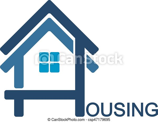 Housing Design Symbol For Business