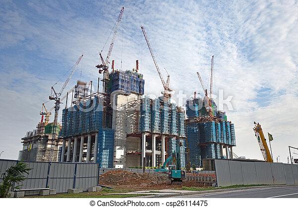 housing development - csp26114475